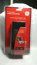 GE RF Modulator Video Converter - 37631