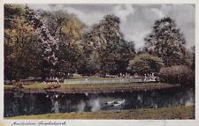 AK Amsterdam geschr. 1940 Sarphatipark