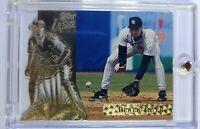 1996 96 Topps Laser Derek Jeter Rookie RC #82, Yankees, HOF, Die-Cut