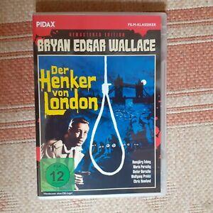 PIDAX FILM-KLASSIKER- BRYAN EDGAR WALLACE- Der Henker von London..