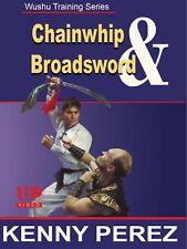 Wushu Training Chain Whip & Broadsword Dvd Kenny Perez North 00004000 ern Style Kung Fu