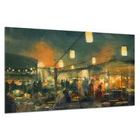 Tempered ESG Glass Photo Print Wall Art Picture Acrylic Painting Prizma GWA0341