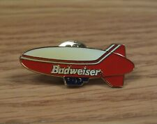 Genuine Anheuser Bush 1997 Collectible Budweiser Blimp Pin / Brooch *Read*