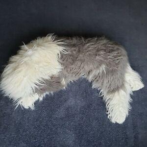 """Very Rare Huge E&J Classics English Sheep Dog Plush Large 44"""""""