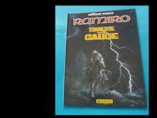 VANCE: RAMIRO 'TONNERRE SUR LA GALICE' (ed. Dargaud)