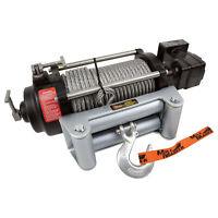 Mile Marker HI-Series Hydraulic Winch- 10,500-lb Cap 12V DC Model# HI10500