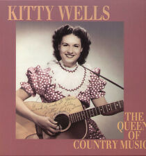 Kitty Wells - Queen of Country Music [New CD] Boxed Set