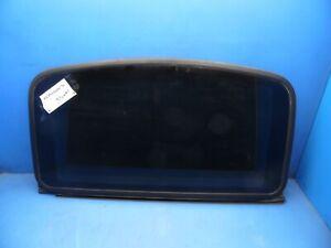 88-91 Honda Prelude OEM sunroof sun roof window glass *flaws #3