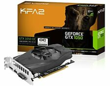 Scheda Video nVidia Kfa2 Gtx1050 OC 2gb Dvi/hdmi/dp Ddr5