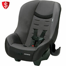 Grey Cosco Scenera Toddler Convertible Car Seat Kid Baby Safe Trip Travel