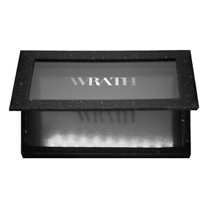 WRATH Large Magnetic Make-up Palette - Glitter Onyx