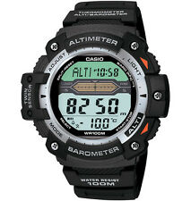 Casio SGW300H-1AV, Twin Sensor Watch, Barometer, Altimeter, Thermometer, 100M WR
