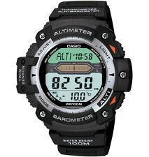 Casio SGW300H-1AV, Twin Sensor Watch, Barometer, Altimeter, Thermometer, 100M WR