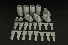 Brengun 1/72 Lockheed C-130E/H Engine Set # L72154