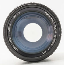 Hoya HMC ZOOM 80-200mm 80-200 mm 1:4 4 - Minolta MD