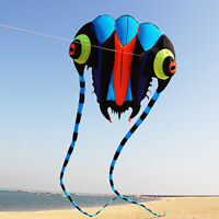 2sqm Power Software Trilobites Animal Kite NEW Outdoor fun Sports Single Line