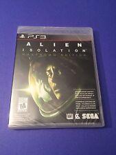 Alien Isolation *Nostromo Edition + Bonus DLC* (PS3) NEW