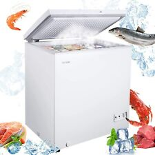 Chest Freezer 5 Cu.ft, TACKLIFE Small Freezer with Adjustable Thermostat, Remova