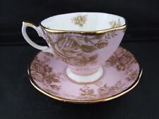 Royal Albert 1960's Golden Roses Tea Cup and Saucer.