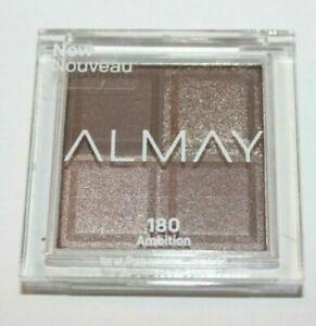 Almay Eyeshadow Squad Eye Shadow Quad - 180 AMBITION- SEALED -Free Ship