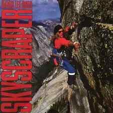 DAVID LEE ROTH - Skyscraper (LP) (VG+/VG-EX)