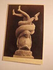Delfin und Amor - Museo di Napoli - Neapel - Naples / CDV