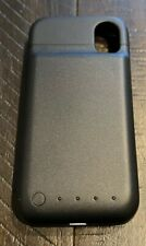 mophie Juice Pack 900mAh Wireless Charging Battery Case Made for Palm - BLACK