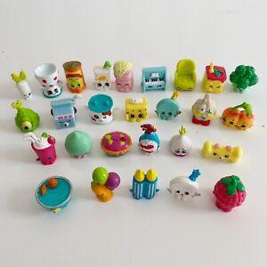 27 x Shopkins Figures Toys Large Bundle Lot