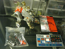 SNARL DINOBOT COMPLETE SEALED WEAPONS SHEET MINT VINTAGE G1 TRANSFORMER!