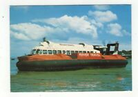 Hovertravel Freedom Hovercraft Ryde - Southsea 1970s Postcard 179c