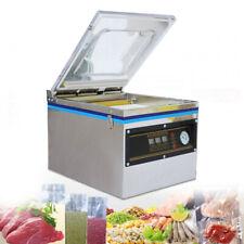 "800W 13"" Food Sealer Chamber Packaging Machine Commercial Tabletop Vacuum Sealer"