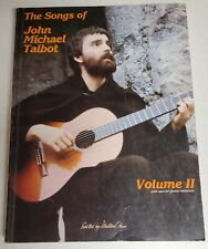 JOHN MICHAEL TALBOT SONGS OF VOL 2 GUITAR TAB TABLATURE SONGBOOK MUSIC BOOK