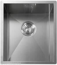 Spülbecken küche edelstahl  Für Bad & Küche Spülen aus Edelstahl ohne Abtropffläche | eBay