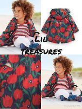 Next Girls' Floral Coats, Jackets & Snowsuits (0-24 Months)