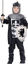 Kostüm edler König + aufblasbares Schild Schwert Gr.110/122 Mittelalter Krieger