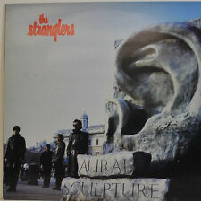 "THE STRANGLERS - AURAL SCULPTURE 12"" LP (W 698)"