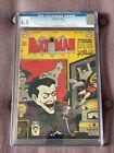 BATMAN 55 Golden Age CGC 6.5 October 1949 Joker Cover & Story