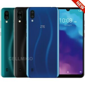 "ZTE Blade A5 2020 (32GB, 2GB) 6.09"" Max, 13MP Dual Camera US 4G LTE GSM Unlocked"