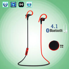 Wireless Stereo Sport Bluetooth4.1 Headphone Earbuds Headset  for all Phone