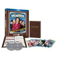 Anchorman: The Legend Of Ron Burgundy Unrated Rich Mahogany Edition Blu-Ray