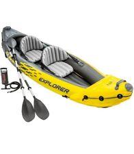 Intex Explorer K2 Two-Person Kayak with Oars + Pump 2019 version