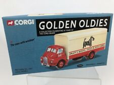 Corgi Golden Oldies 30303 Bedford S Type Box Van  ( SPRATTS ) New Mint Boxed