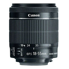 Canon EF-S 18-55mm f/3.5-5.6 IS STM Lens For 5D 6D 7D 100D 700D 650D 750D -FedEx