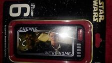 Disney Parks D-Tech Star Wars Chewie We're home iPhone 6 Phone Case 20