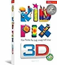 Kid Pix 3D for MAC  Be the star of your own animated movies   New in Box