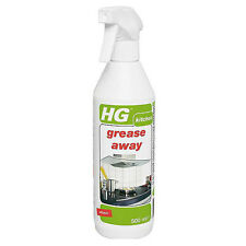 HG Grease Away 500ml- Grease Animal Vegetable Oil Fat Remover