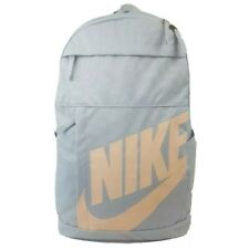 Nike Elemental SKY GREY Unisex School Gym Travel Backpack Bag AU stock