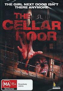 The Cellar Door - Horror / Thriller - James Dumont, Michelle Tomlinson - NEW DVD