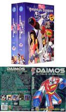 MONDO HOME ENTERTAIMENT GENERAL DAIMOS 2 COLLECTOR BOX SERIE COMPLETA DVD + FILM
