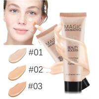 Brighten Base Makeup BB Cream Sun Block Long Lasting Waterproof Foundation